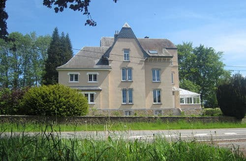 Last Minute Cottages - Le Manoir de la Rulette