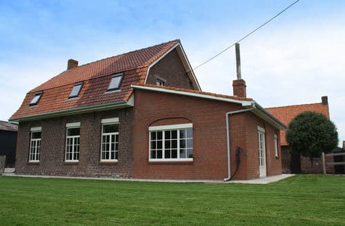 Last Minute Cottages - Nooit Gedacht