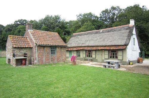 Last Minute Cottages - Het Boerderijtje