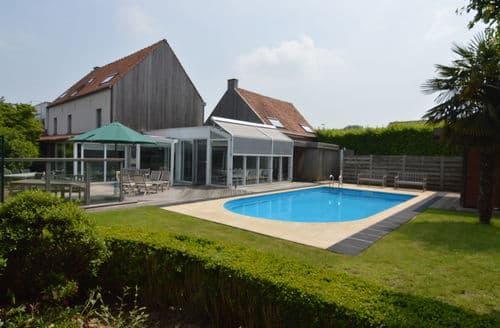 Last Minute Cottages - Cosy Zottegem (Godveerdegem) Cottage S145531