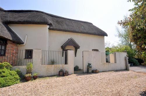 Last Minute Cottages - Cosy South East Dorset Cottage S43202