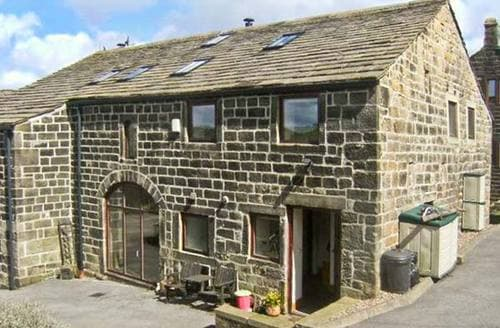 Big Cottages - Superb Hebden Bridge Barn S4460