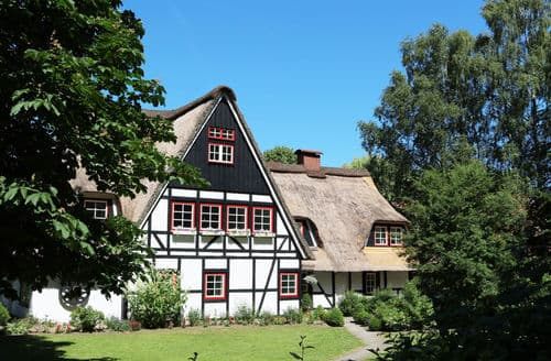 Last Minute Cottages - Kutscherhaus / Komplett