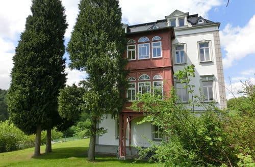 Last Minute Cottages - Villa im Erzgebirge