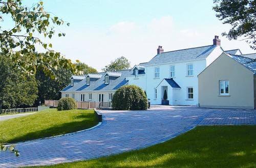 Big Cottages - Exquisite Redberth Apartment S43751