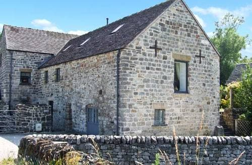 Big Cottages - Exquisite Bradbourne Mill Mill S4514
