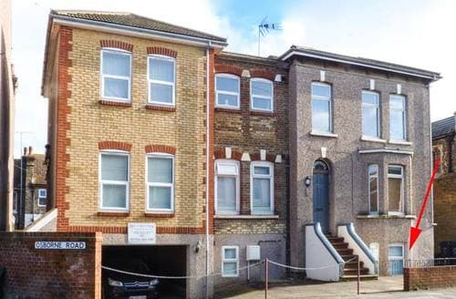 Big Cottages - Quaint Broadstairs Retreat S4533
