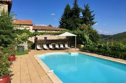 Last Minute Cottages - Countryhouse St Basile