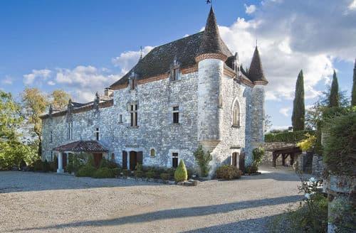 Last Minute Cottages - Chateau Martinus