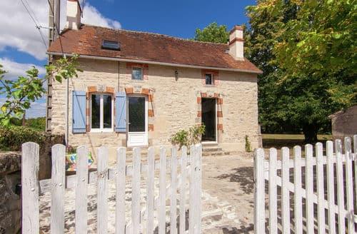 Last Minute Cottages - La Chaume
