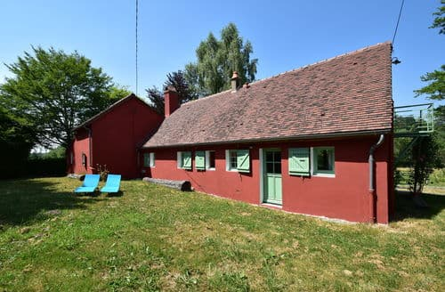 Last Minute Cottages - La Nocle Maulaix