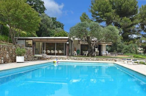 Last Minute Cottages - Vintage Villa Grasse-Cannes