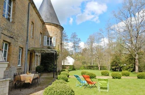 Last Minute Cottages - Chateau de Clavy Warby
