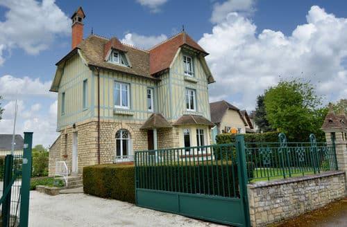 Last Minute Cottages - Villa Normande 10 pers