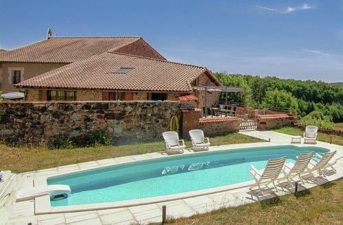 Last Minute Cottages - Domaine de Bellac 32P