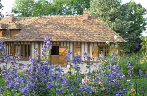 Last Minute Cottages - Maison de vacances Dampsmesnil