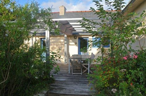 Last Minute Cottages - Maison sur la presqu'île de Crozon