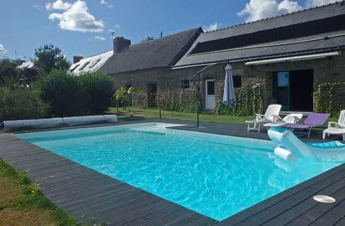 Last Minute Cottages - Maison avec piscine et sauna