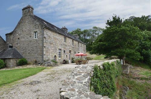 Last Minute Cottages - Le Manoir de Coatanscour