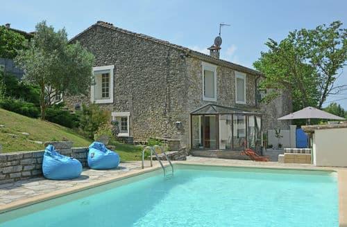 Last Minute Cottages - Cosy Brouzet-Lès-Quissac Cottage S151528