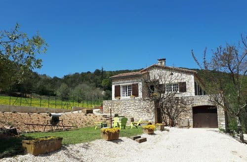 Last Minute Cottages - Maison indepentante - Montclus