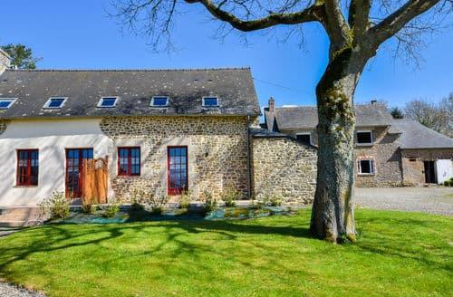 Last Minute Cottages - Maison à 1/2h du Mont Saint Michel