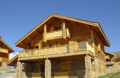 Last Minute Cottages - Les Chalets de l'Altiport 3