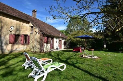 Big Cottages - Maison de vacances  St Maurice sur Aveyron ferme