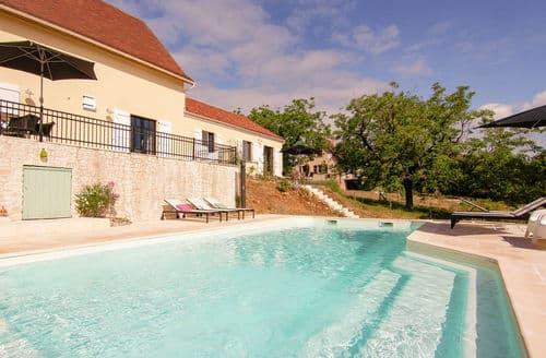 Last Minute Cottages - Rocamadour 12P