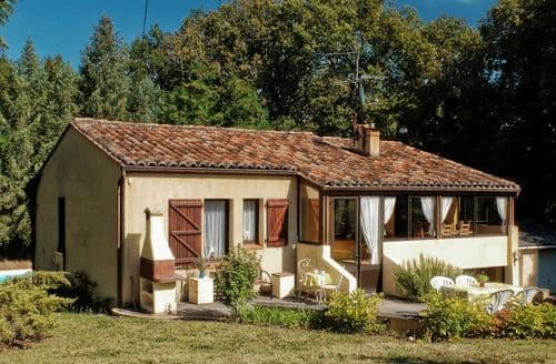 Last Minute Cottages - Maison de vacances Anglars Nozac 6 pers