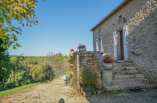 Last Minute Cottages - Girou Haut 4 pers