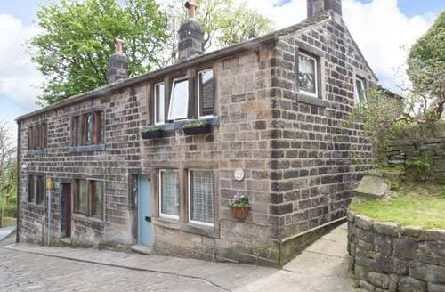 Last Minute Cottages - Exquisite Hebden Bridge Cottage S4609
