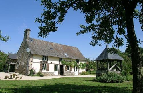 Last Minute Cottages - Heslonniere