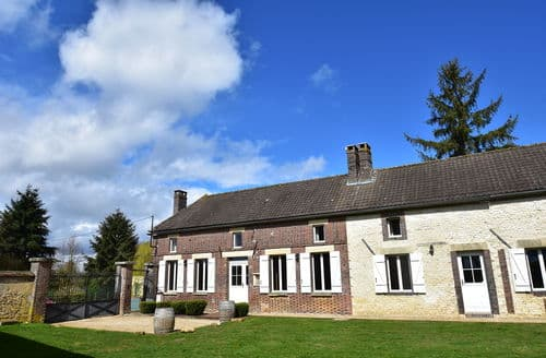 Last Minute Cottages - Ferme de Charme Bourgogne 15 pers