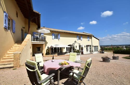 Last Minute Cottages - La Côte des Blancs 8 pers