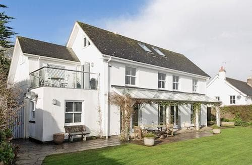 Last Minute Cottages - Attractive Falmouth Cottage S44770