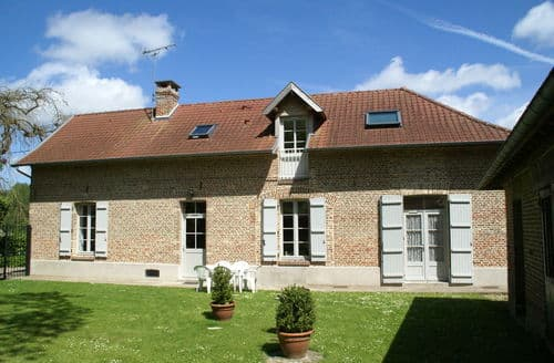 Last Minute Cottages - Maison de vacances Drucat