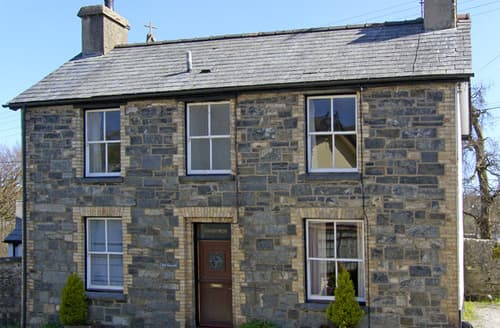 Big Cottages - Tasteful Betws Y Coed Rental S4638