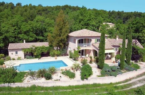 Last Minute Cottages - Villa Flayosc
