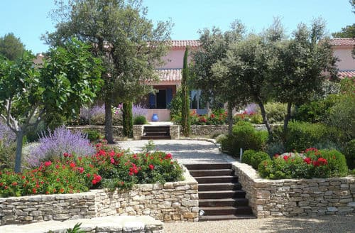 Last Minute Cottages - Villa - SAUMANE-DE-VAUCLUSE