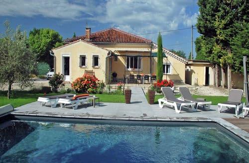 Last Minute Cottages - Entre Lubéron et Avignon