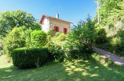 Last Minute Cottages - Les Deux Tourterelles Rouge près de Dordogne