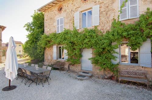 Last Minute Cottages - Le Manoir