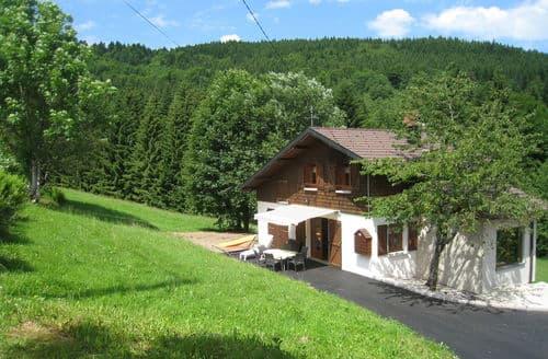 Last Minute Cottages - A l'Orée des Bois