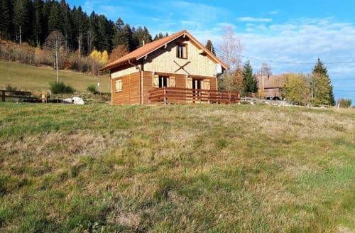 Last Minute Cottages - le Chalet