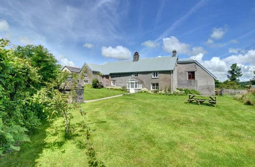 Last Minute Cottages - Well Farmhouse