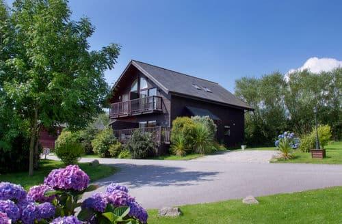 Last Minute Cottages - Lowen Lodge