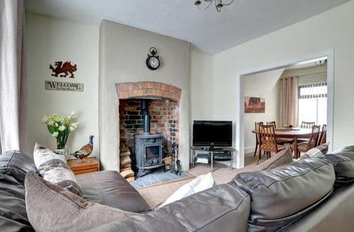 Last Minute Cottages - Beautiful Gwylfa Terrace Cottage S153760