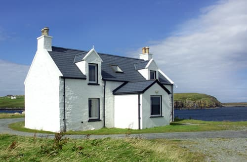 Big Cottages - Inviting Portree Balmaquein S4656