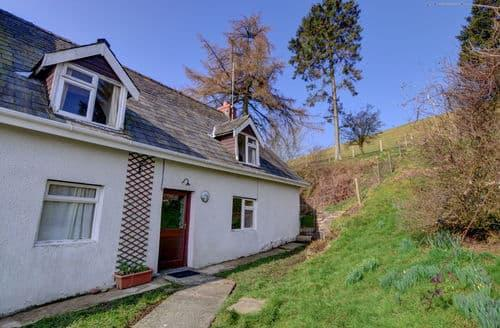 Last Minute Cottages - Beautiful Maesmynis Cottage S153771